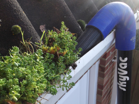 Jet washing guides - Spot the key signs your gutters need cleaning