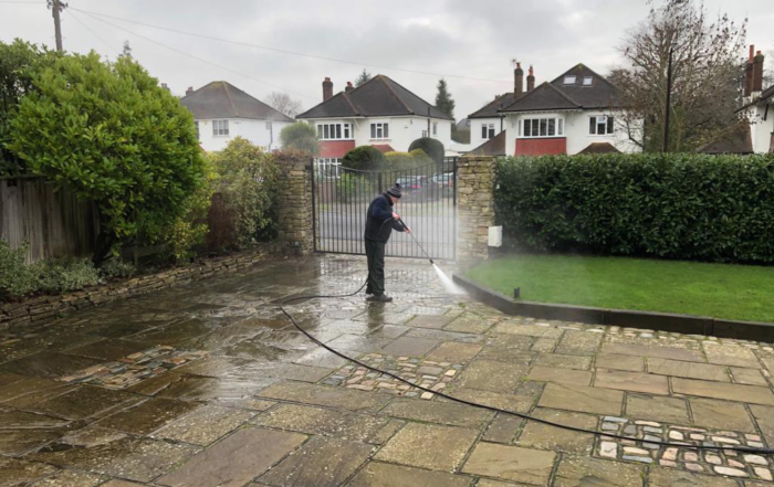 Find out more about what pressure cleaning is & why you should use professional jet washing services. Ensure the right power washing techniques are used to blast grime away from patios, driveways, rooflines, render & more.