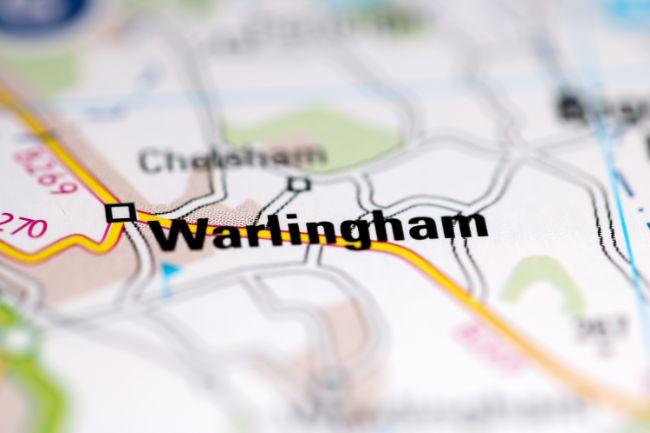Pressure washing company near me in Warlingham