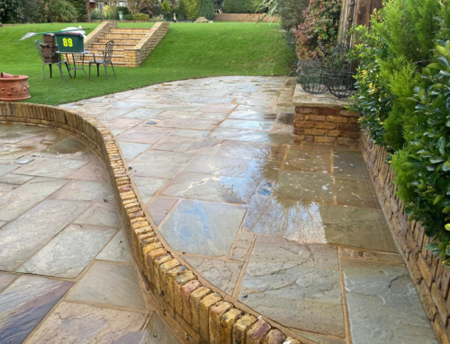Revive your patio with professional jet washing