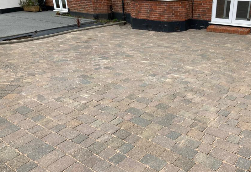 Crazy paving cleaning Bromley